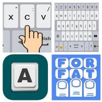 Large Keyboard Apps
