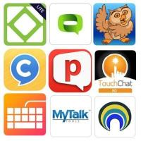 Augmentative and Alternative Communication Applications