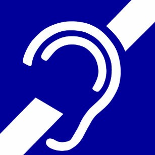 International Symbol for DeafnessAccess