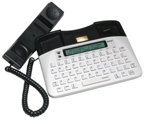 TTY and Text Telephones